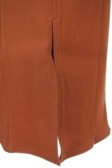 ROYAL PARTY(ロイヤルパーティ)の古着「裏毛ロングタイトカラースカート(ロングスカート・マキシスカート)」大画像5へ