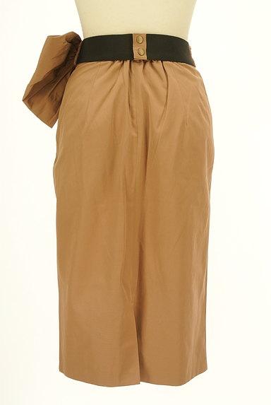 ROYAL PARTY(ロイヤルパーティ)の古着「ボリュームリボンベルト付きタイトスカート(スカート)」大画像2へ