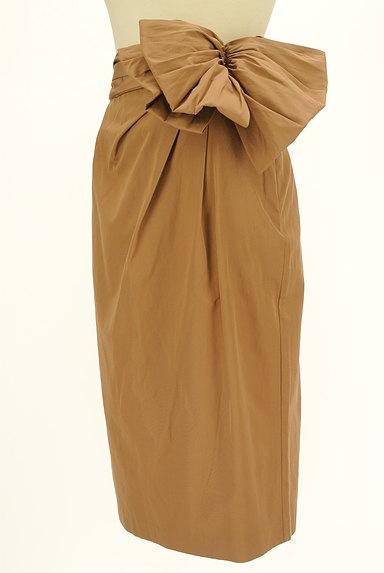 ROYAL PARTY(ロイヤルパーティ)の古着「ボリュームリボンベルト付きタイトスカート(スカート)」大画像3へ