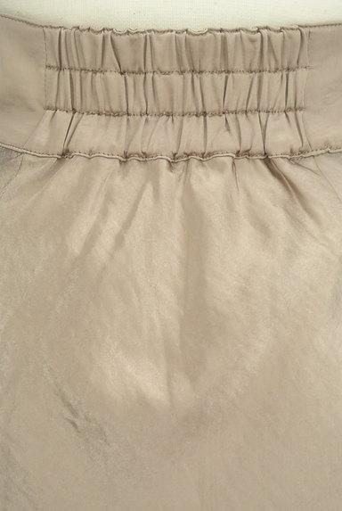 ROYAL PARTY(ロイヤルパーティ)の古着「切替フレアサテンロングスカート(ロングスカート・マキシスカート)」大画像4へ