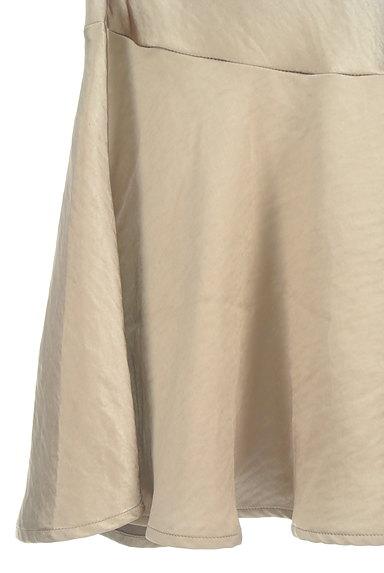 ROYAL PARTY(ロイヤルパーティ)の古着「切替フレアサテンロングスカート(ロングスカート・マキシスカート)」大画像5へ