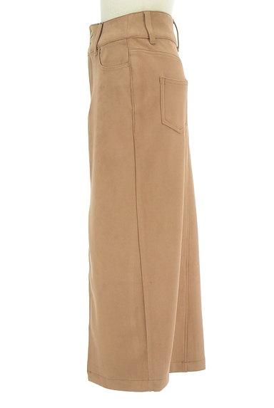 ROYAL PARTY(ロイヤルパーティ)の古着「前スリットロングタイトスカート(ロングスカート・マキシスカート)」大画像3へ