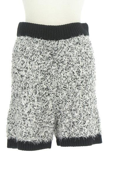 ROYAL PARTY(ロイヤルパーティ)の古着「シャギーニットジャケット+パンツセット(セットアップ(ジャケット+スカート))」大画像4へ