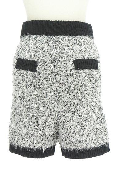 ROYAL PARTY(ロイヤルパーティ)の古着「シャギーニットジャケット+パンツセット(セットアップ(ジャケット+スカート))」大画像5へ