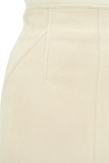 ROYAL PARTY(ロイヤルパーティ)の古着「スウェード調マキシフレアスカート(ロングスカート・マキシスカート)」大画像4へ