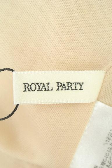 ROYAL PARTY(ロイヤルパーティ)の古着「スウェード調マキシフレアスカート(ロングスカート・マキシスカート)」大画像6へ