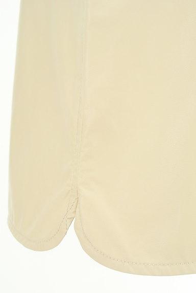 ROYAL PARTY(ロイヤルパーティ)の古着「エコレザーミニスカート(ミニスカート)」大画像5へ