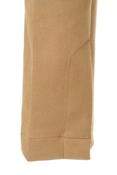 ROYAL PARTY(ロイヤルパーティ)の古着「裾ベントスウェードテーパードパンツ(パンツ)」大画像5へ
