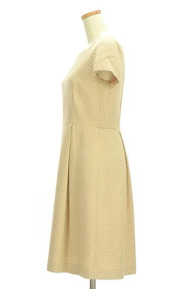 Jocomomola(ホコモモラ)の古着「ピンドット刺繍ミモレワンピース(ワンピース・チュニック)」大画像3へ