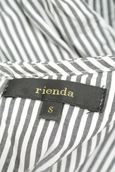rienda(リエンダ)の古着「ストライプ×花柄ミニワンピース(ワンピース・チュニック)」大画像6へ