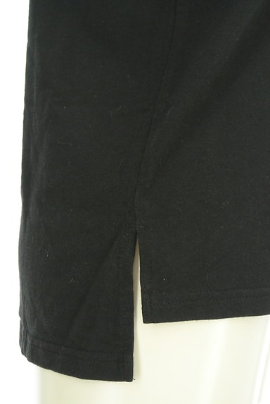 MURUA(ムルーア)の古着「プリントスリットTシャツ(Tシャツ)」大画像5へ