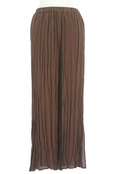 MURUA(ムルーア)の古着「楊柳シフォンロングセットアップ(セットアップ(ジャケット+パンツ))」大画像5へ