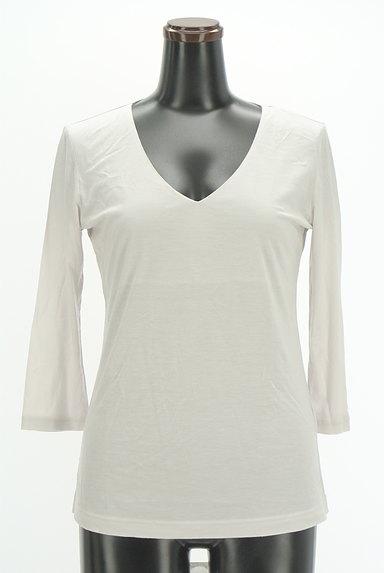MOGA(モガ)の古着「Vネックカットソー(Tシャツ)」大画像1へ