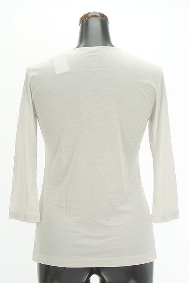 MOGA(モガ)の古着「Vネックカットソー(Tシャツ)」大画像2へ