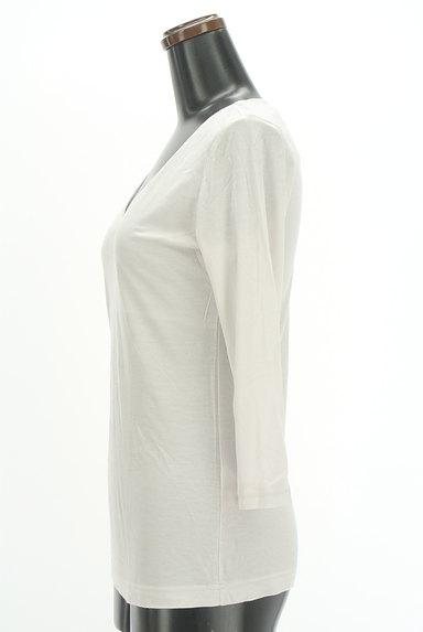 MOGA(モガ)の古着「Vネックカットソー(Tシャツ)」大画像3へ