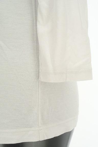MOGA(モガ)の古着「Vネックカットソー(Tシャツ)」大画像5へ