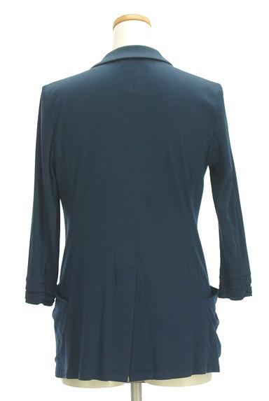 UNTITLED(アンタイトル)の古着「7分袖ミドルテーラードジャケット(カーディガン・ボレロ)」大画像2へ