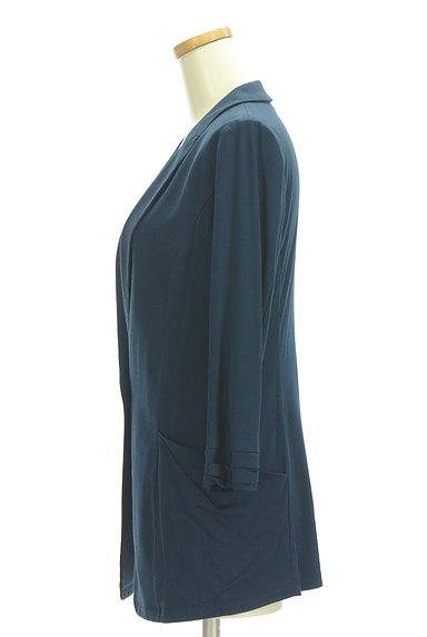 UNTITLED(アンタイトル)の古着「7分袖ミドルテーラードジャケット(カーディガン・ボレロ)」大画像3へ