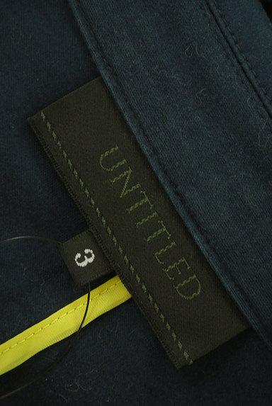 UNTITLED(アンタイトル)の古着「7分袖ミドルテーラードジャケット(カーディガン・ボレロ)」大画像6へ