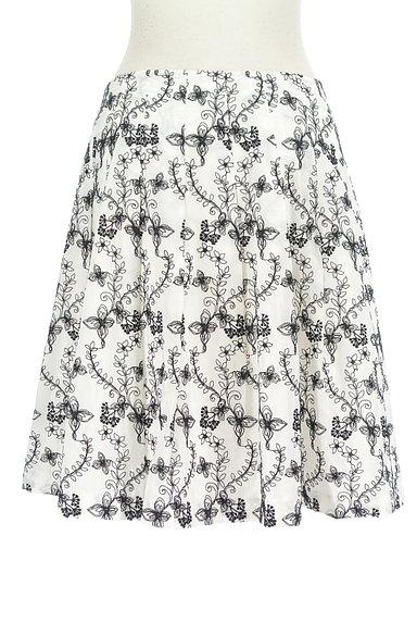 TOCCA(トッカ)の古着「花刺繍フレアスカート(スカート)」大画像2へ