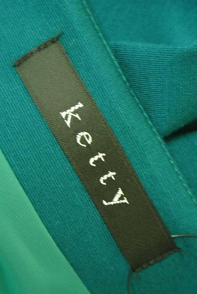 ketty(ケティ)の古着「マルチカラー7分袖ワンピース(ワンピース・チュニック)」大画像6へ