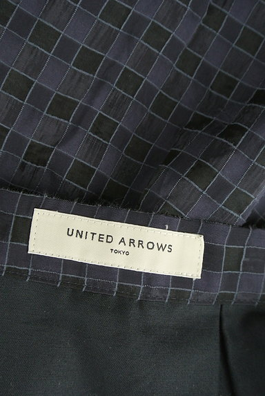 UNITED ARROWS(ユナイテッドアローズ)の古着「チェック柄シフォンフレアスカート(スカート)」大画像6へ