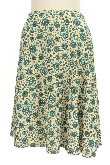Jocomomola(ホコモモラ)の古着「花柄サーキュラースカート(スカート)」大画像1へ