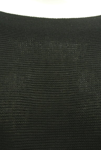 axes femme(アクシーズファム)の古着「袖チュール刺繍ドルマンニット(ニット)」大画像5へ
