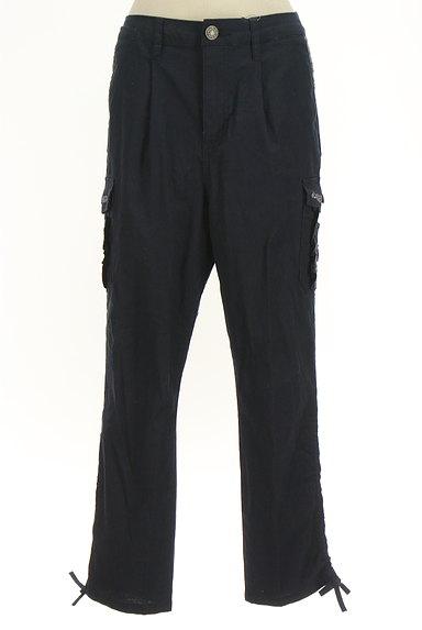 axes femme(アクシーズファム)の古着「刺繍レースカーゴパンツ(パンツ)」大画像1へ