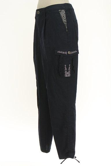 axes femme(アクシーズファム)の古着「刺繍レースカーゴパンツ(パンツ)」大画像3へ