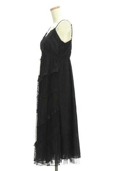 axes femme(アクシーズファム)の古着「ティアード刺繍レースキャミワンピ(キャミワンピース)」大画像3へ