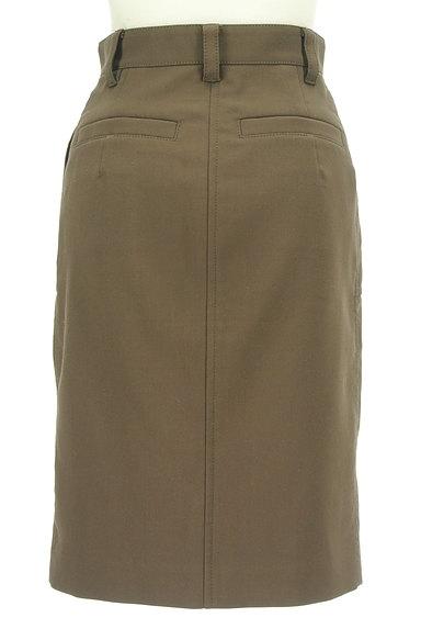 Pinky&Dianne(ピンキー&ダイアン)の古着「膝下丈前ファスナータイトスカート(スカート)」大画像2へ