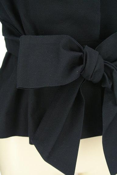 ef-de(エフデ)の古着「リボンペプラムノーカラージャケット(ジャケット)」大画像5へ