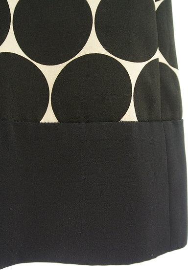 UNTITLED(アンタイトル)の古着「ドット柄フレアスカート(スカート)」大画像5へ