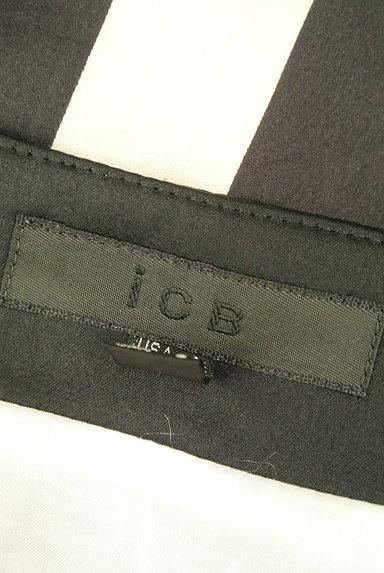 iCB(アイシービー)の古着「幾何学模様ミディ丈フレアスカート(スカート)」大画像6へ