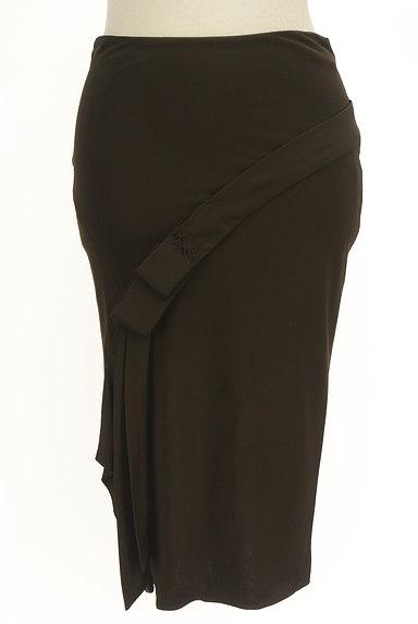 GUCCI(グッチ)の古着「フロントデザインタイトスカート(スカート)」大画像1へ