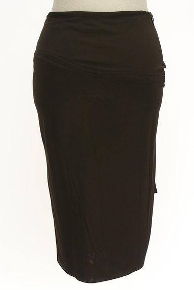 GUCCI(グッチ)の古着「フロントデザインタイトスカート(スカート)」大画像2へ