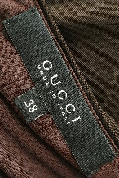 GUCCI(グッチ)の古着「フロントデザインタイトスカート(スカート)」大画像6へ