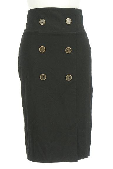 RESEXXY(リゼクシー)の古着「ダブルボタンタイトスカート(スカート)」大画像1へ