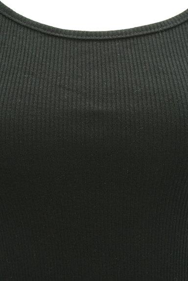 DURAS(デュラス)の古着「シンプルリブカットソー(カットソー・プルオーバー)」大画像4へ