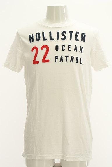 Hollister Co.(ホリスター)の古着「ナンバーロゴ刺繍Tシャツ(Tシャツ)」大画像1へ