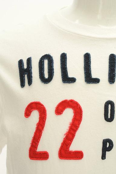 Hollister Co.(ホリスター)の古着「ナンバーロゴ刺繍Tシャツ(Tシャツ)」大画像4へ