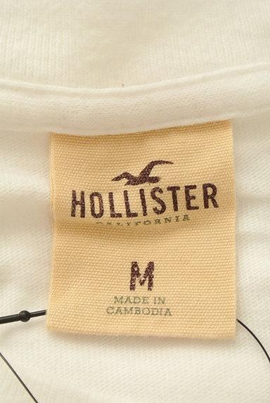 Hollister Co.(ホリスター)の古着「ナンバーロゴ刺繍Tシャツ(Tシャツ)」大画像6へ
