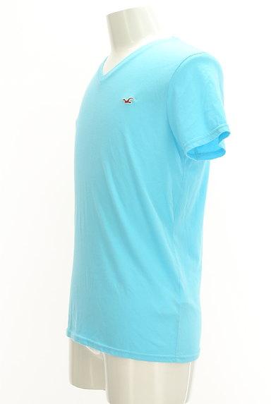 Hollister Co.(ホリスター)の古着「ワンポイント刺繍Tシャツ(Tシャツ)」大画像3へ