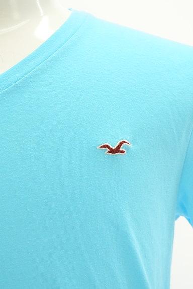 Hollister Co.(ホリスター)の古着「ワンポイント刺繍Tシャツ(Tシャツ)」大画像4へ