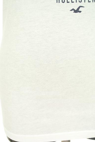 Hollister Co.(ホリスター)の古着「プリント白Tシャツ(Tシャツ)」大画像5へ