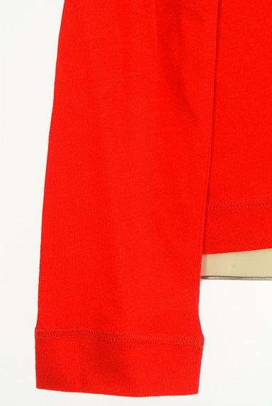 Hollister Co.(ホリスター)の古着「ロゴ刺繍ロングTシャツ(Tシャツ)」大画像5へ