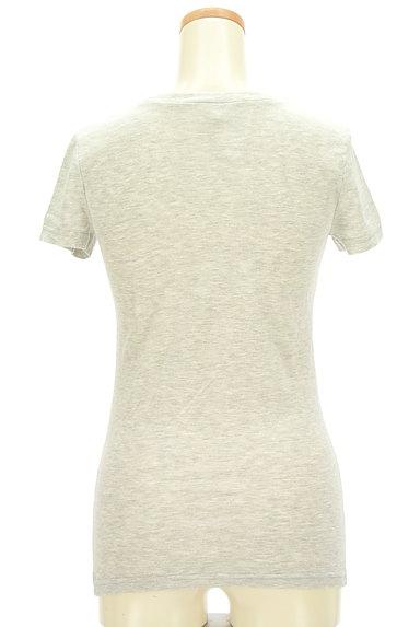 Hollister Co.(ホリスター)の古着「リゾート柄ロゴTシャツ(Tシャツ)」大画像2へ