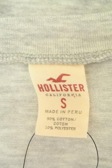Hollister Co.(ホリスター)の古着「リゾート柄ロゴTシャツ(Tシャツ)」大画像6へ