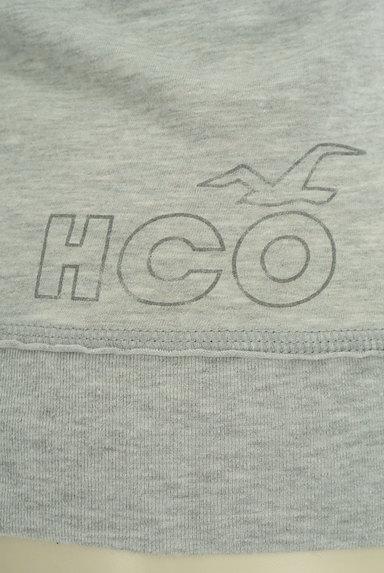 Hollister Co.(ホリスター)の古着「キーネックフーディカットソー(カットソー・プルオーバー)」大画像5へ